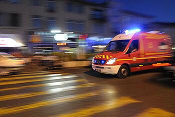 Emergency Illustration